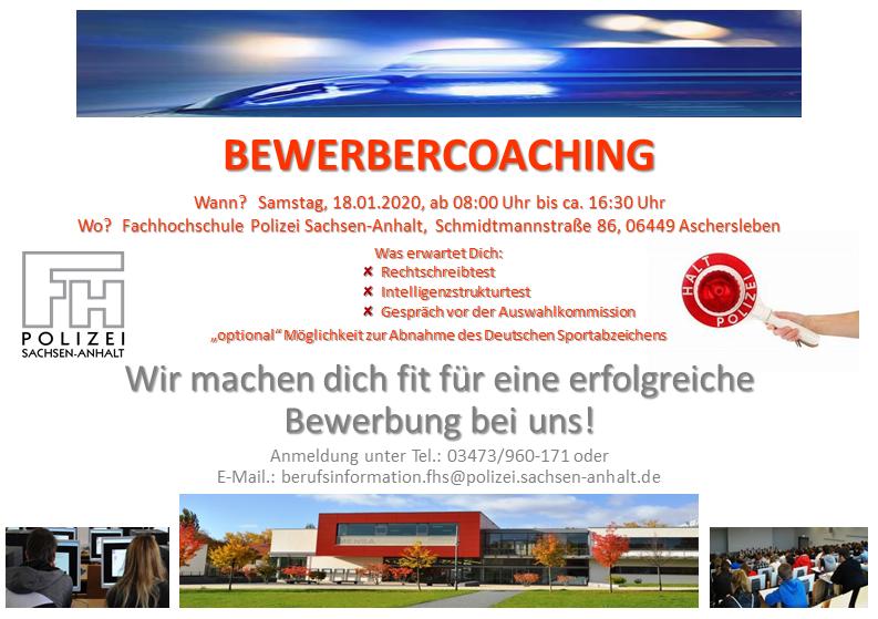Bewerbercoaching